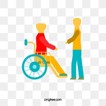 Las Personas Con Discapacidad Png, Vectores, PSD, e Clipart Para.