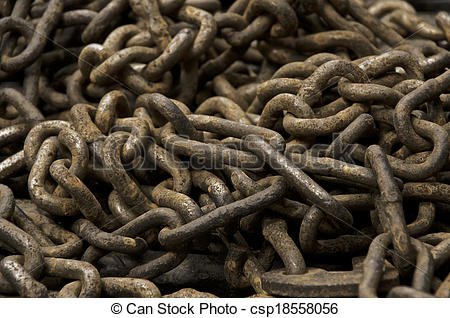 Stock Illustrations of Chain.