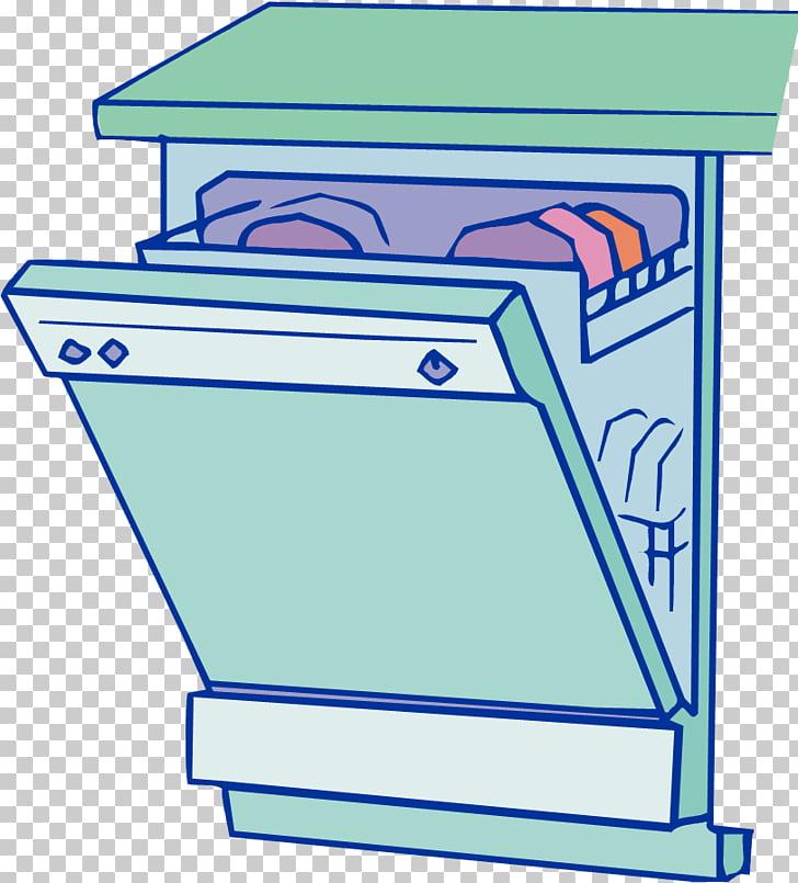Dishwasher Tableware Cleaning Washing Machines , Icon.