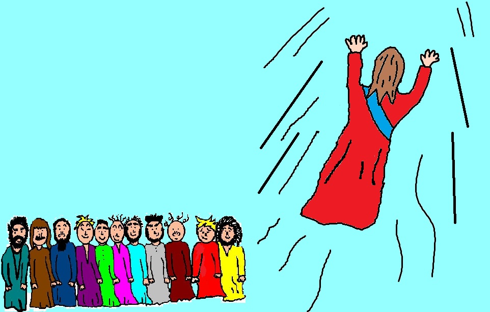 Animation Clipart Of Jesus In Heaven 20 Free Cliparts