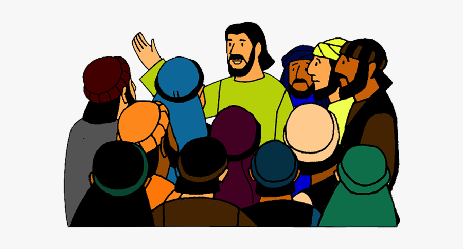 Jesus With Disciples Clipart , Free Transparent Clipart.