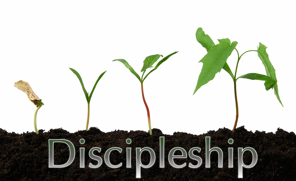 Discipleship Clipart.