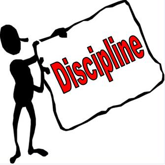 Discipline Clipart.