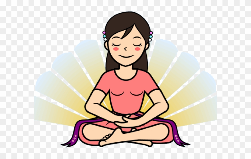 Meditation Clipart Self Discipline.
