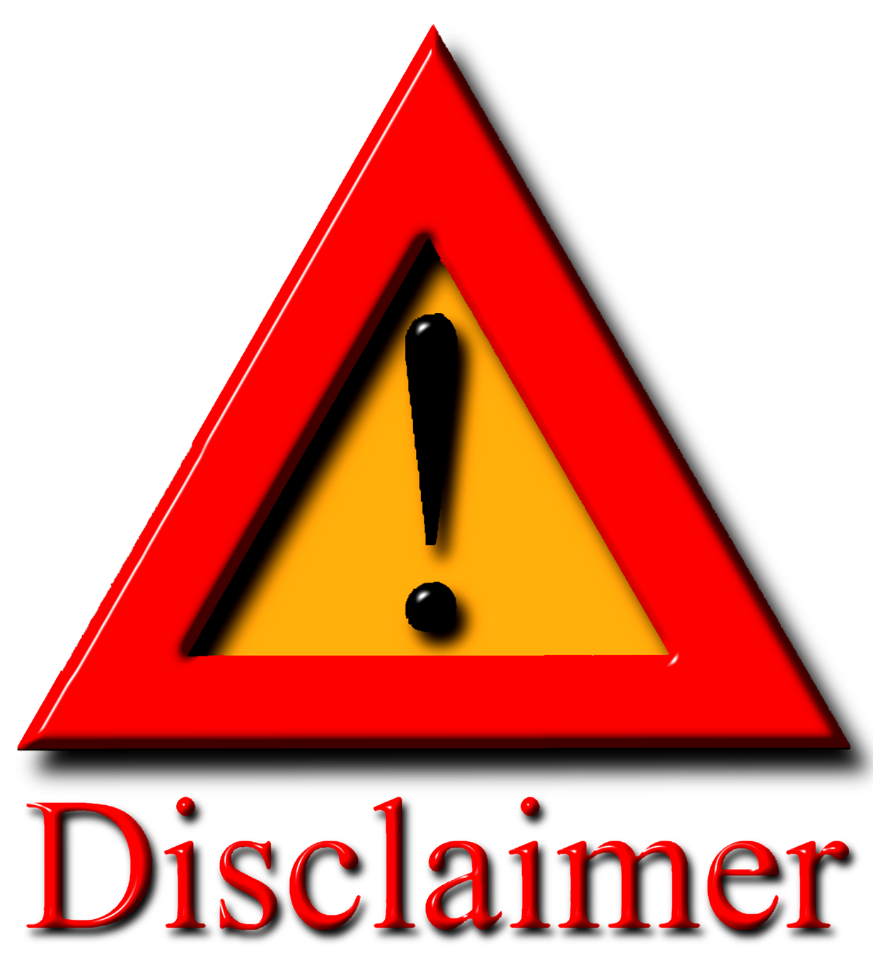 Disclaimer Symbol PNG Transparent Images.