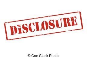 Disclosure Vector Clipart EPS Images. 746 Disclosure clip art.