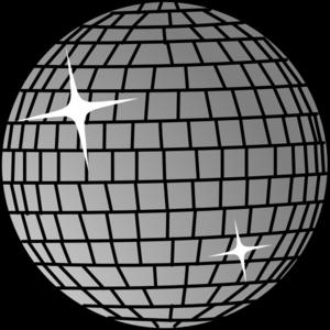 Disco Ball Clip Art at Clker.com.