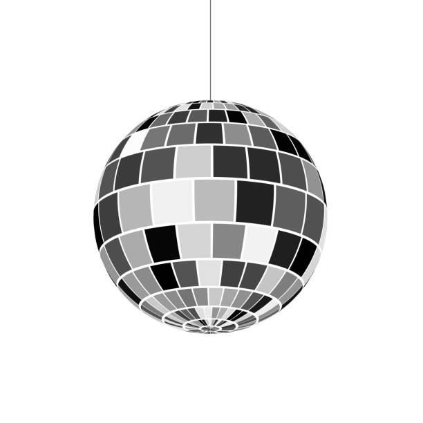 Best Disco Ball Illustrations, Royalty.