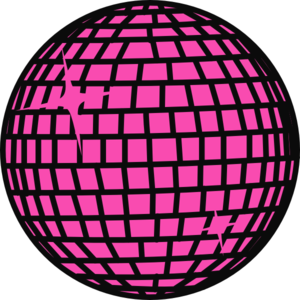 Disco ball clip art free.