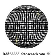 Disco ball Illustrations and Clipart. 1,672 disco ball royalty.
