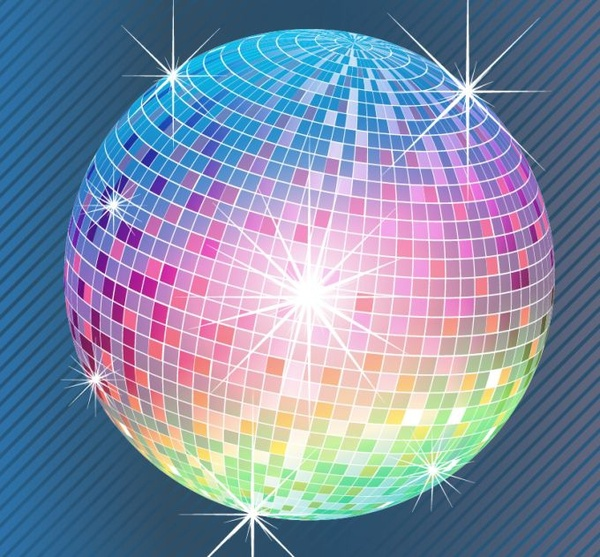 Vector disco ball texture free vector download (8,362 Free vector.