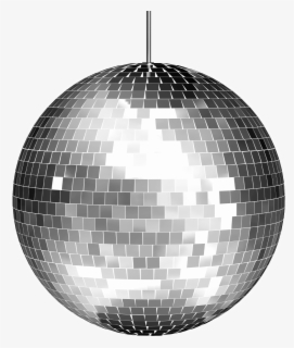 Free Disco Ball Clip Art with No Background.
