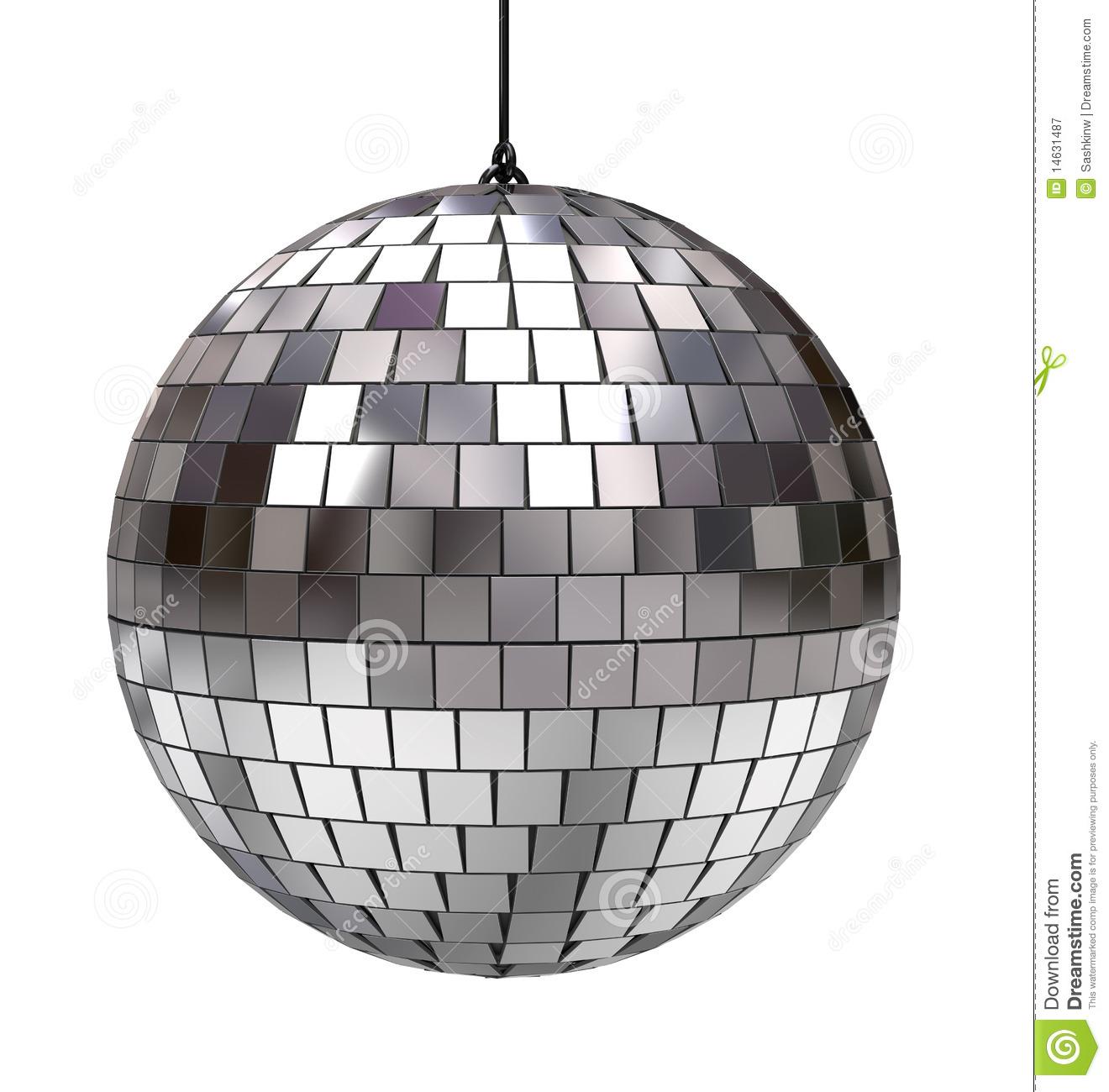847 Disco free clipart.