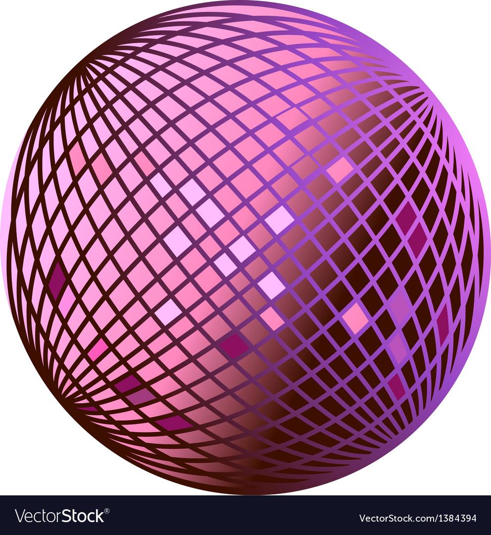 Icon disco ball.