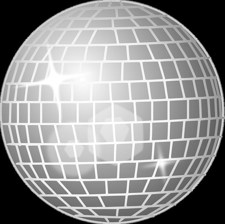 Disco Ball Mirror Glitter.