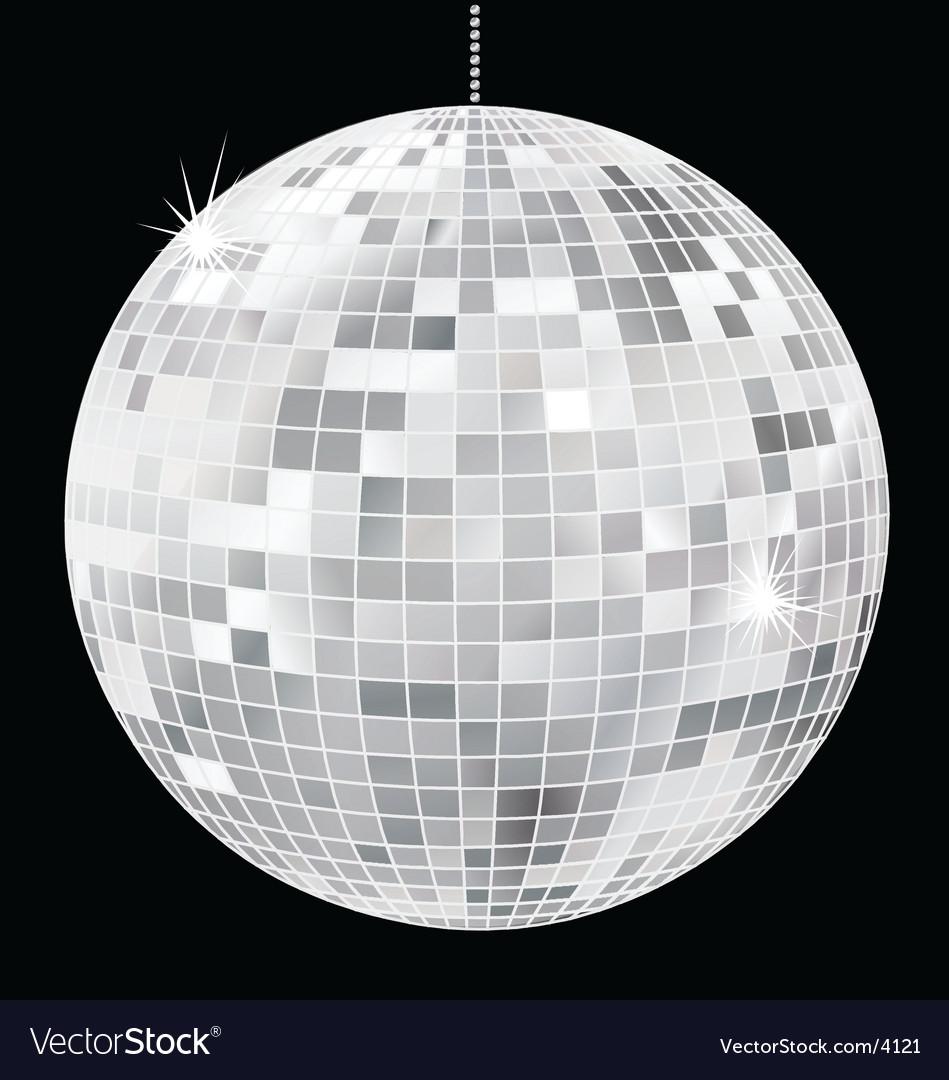 Simple disco ball.