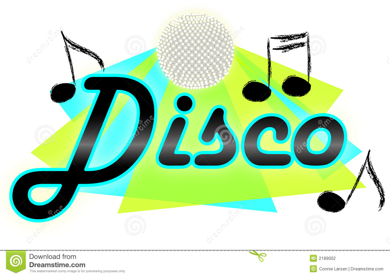 Disco Stock Illustrations.