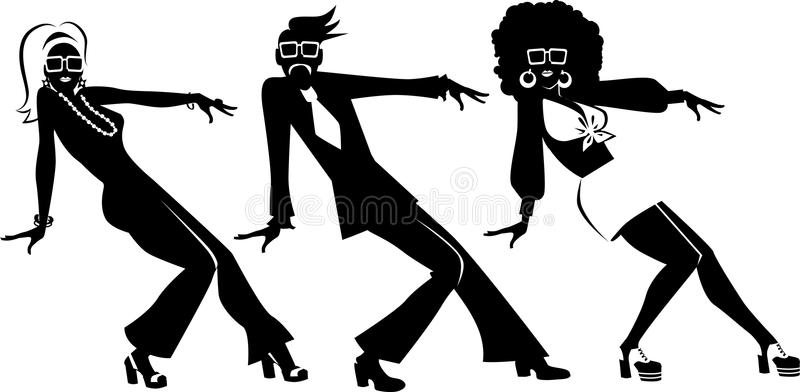Disco dancer clipart 1 » Clipart Station.