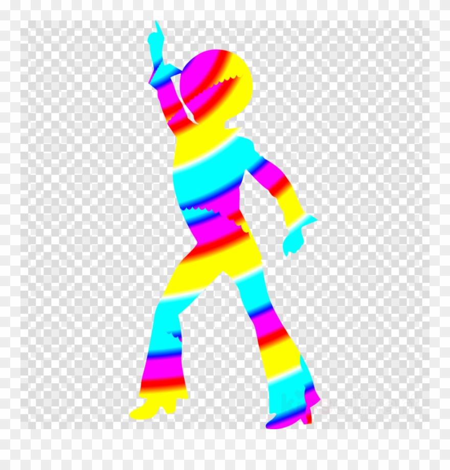 Disco Dancer Png Clipart Dance Clip Art.