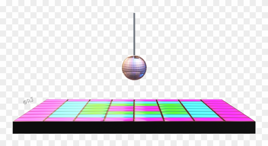 Disco Dance Floor Png Background Svg Library.