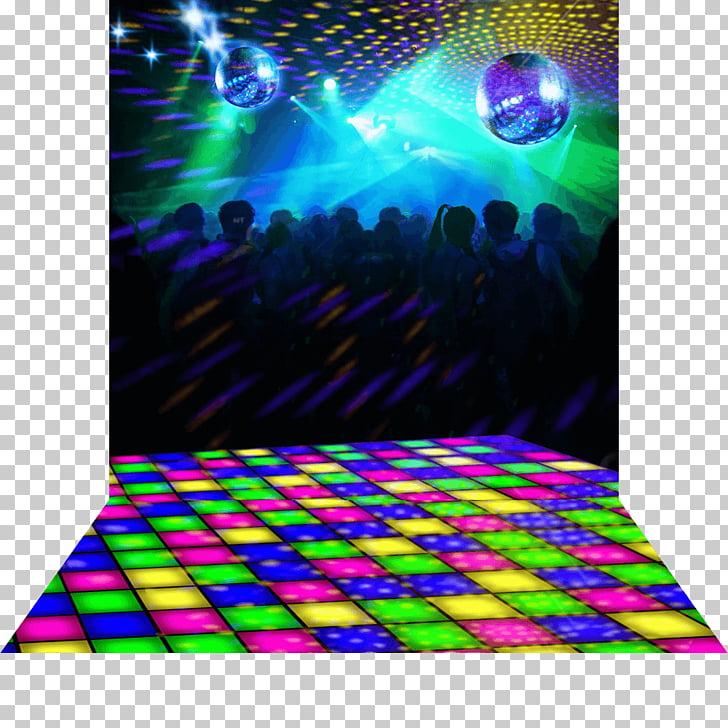 Illuminated dance floor Illuminated dance floor Dance party.