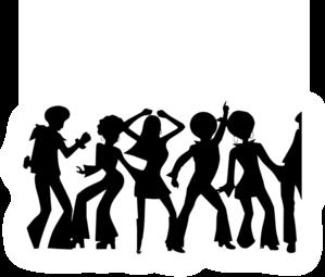 Free Disco Cliparts Silhouette, Download Free Clip Art, Free.