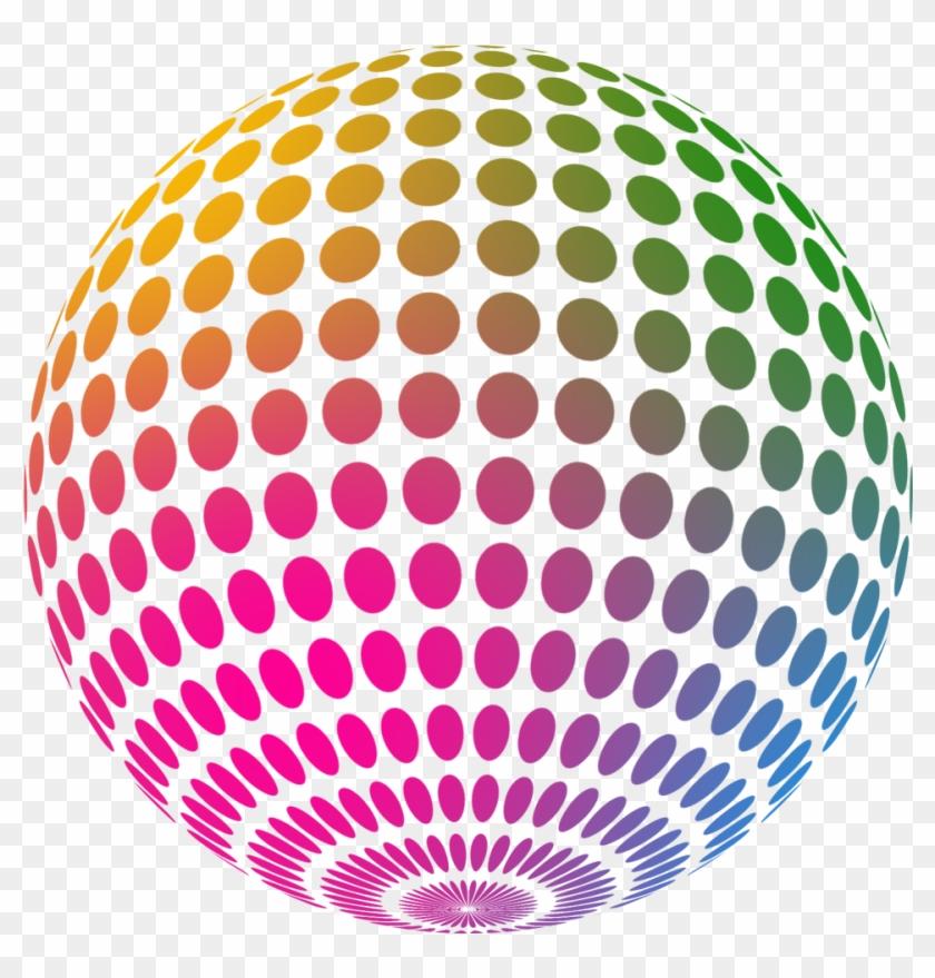 Disco Ball Png Vector Clipart.