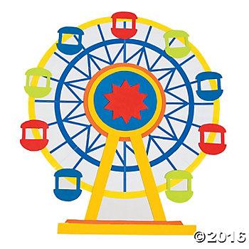 Diy Giant Ferris Wheels Oriental Trading Discontinued.