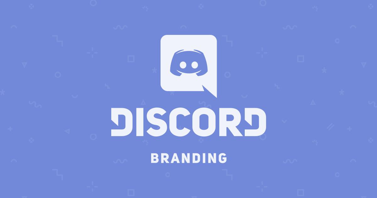 Discord — Branding.