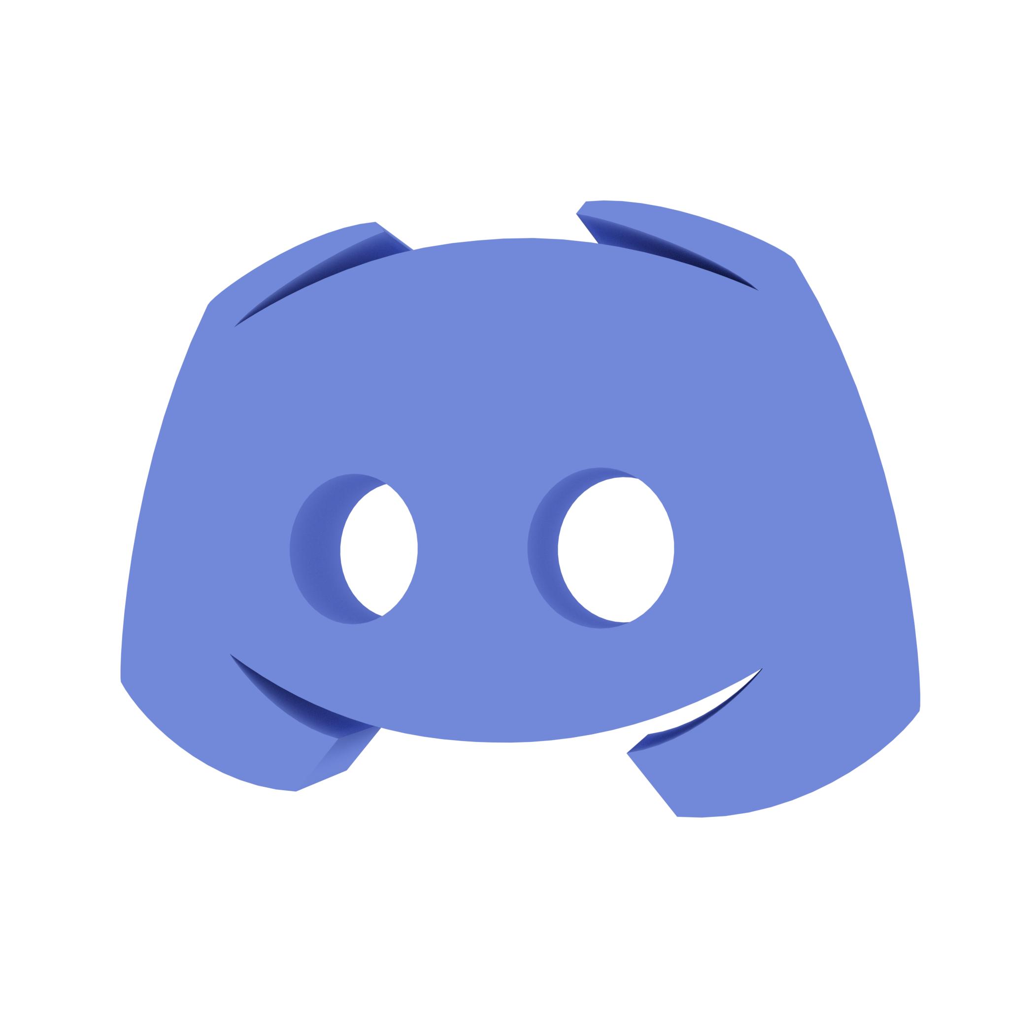 Discord Logo by mariosonic500.