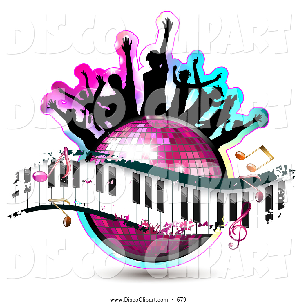 disco ball clipart.