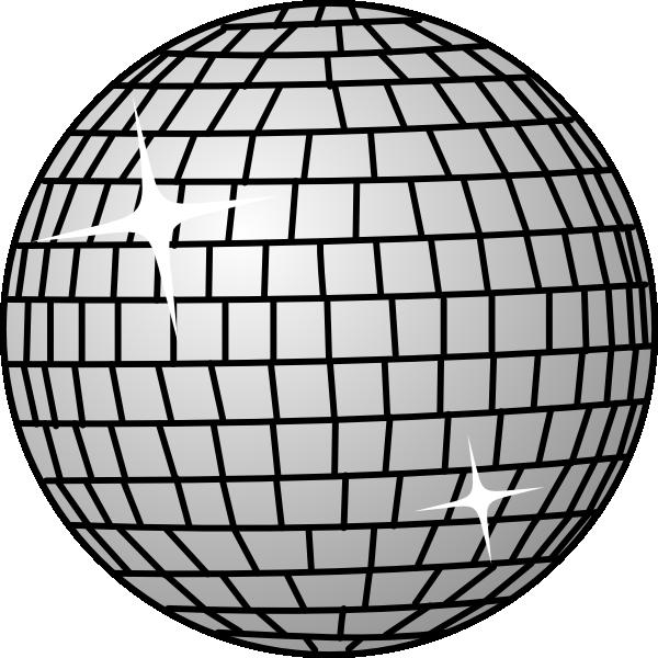 Disco Dancing Clipart.