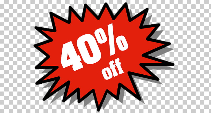 50% Discount Blue Sticker, 50% Discount illustration PNG.