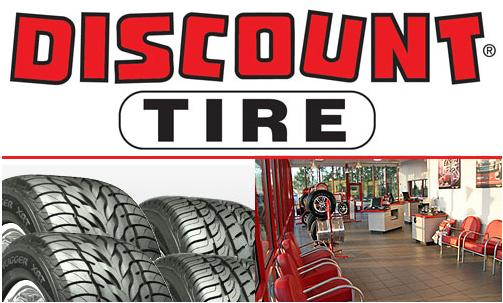 Discount Tire Direct $100 Off Coupon + Stackable Rebate.