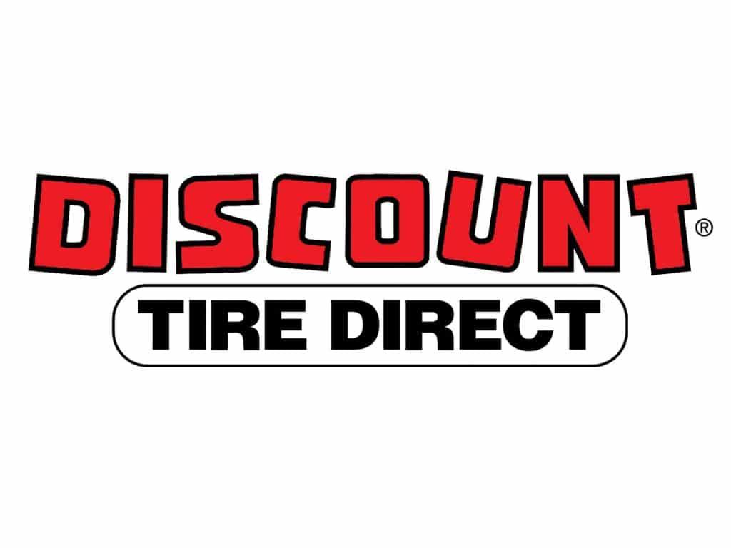 Discount tire Logos.