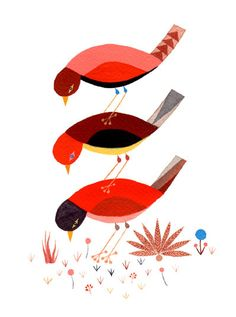 by Charley Harper.