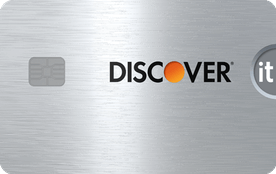 Discover it® Student chrome.