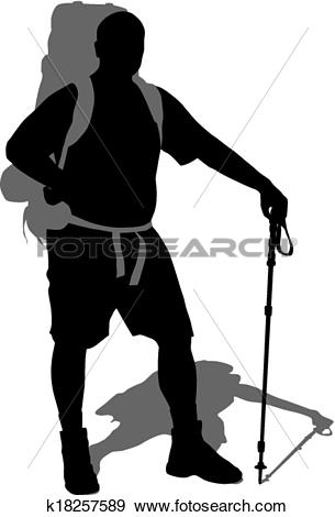 Clip Art of Discoverer k18257589.