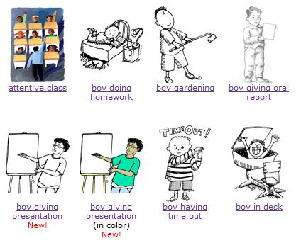 Discovery School Clipart.