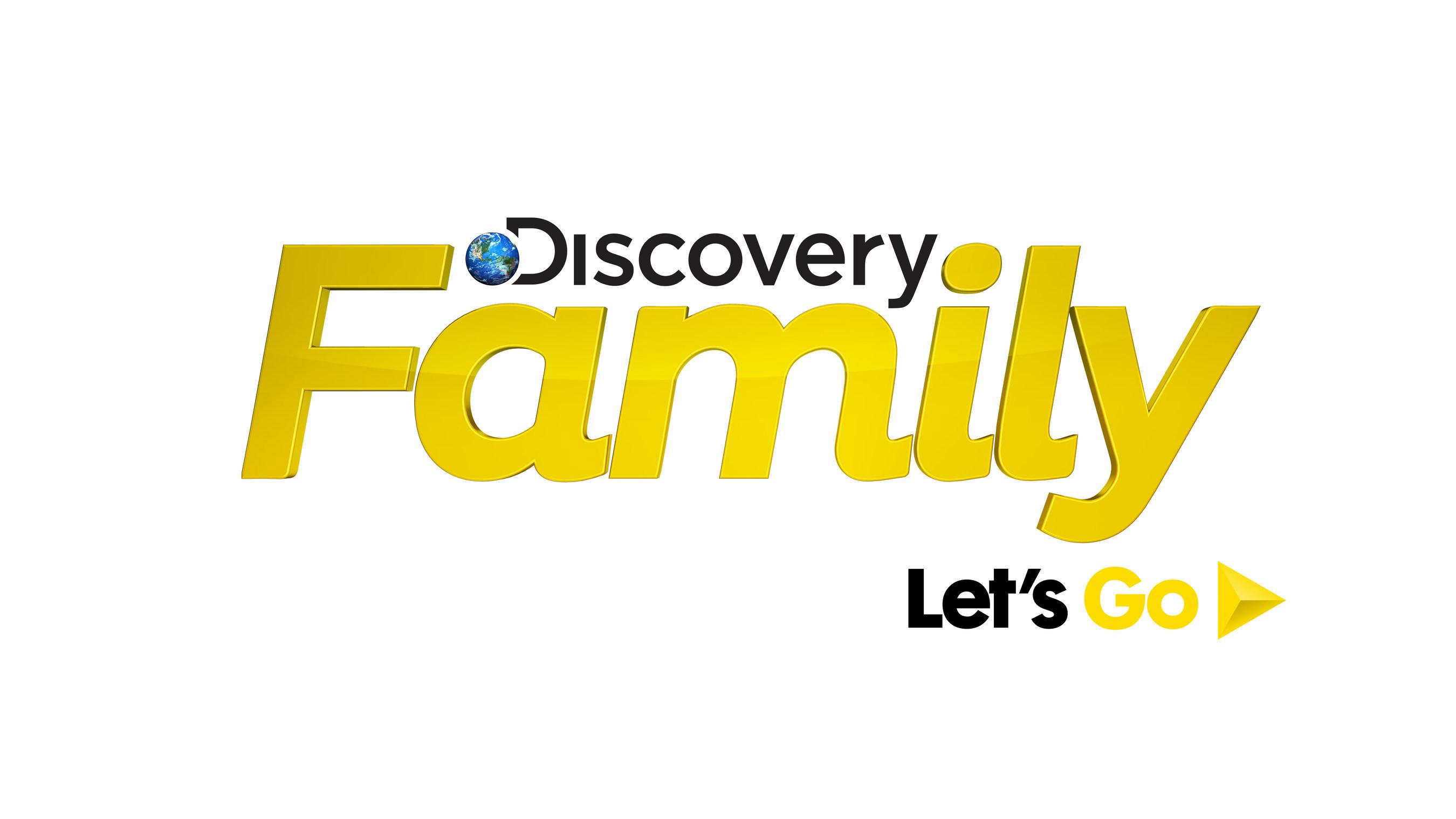 Discovery family Logos.