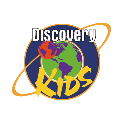 Discovery Kids vector logo.