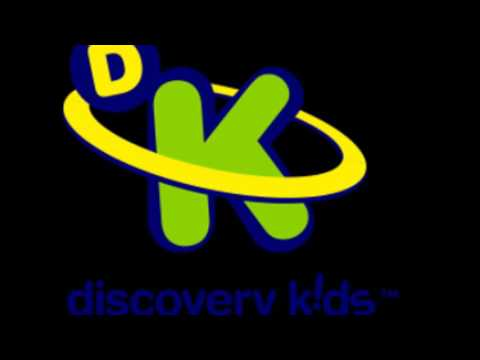 Discovery Kids Logo History.