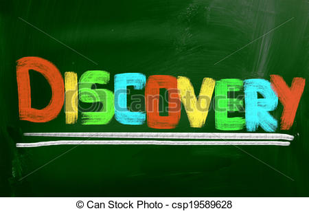 Clip Art of Discovery Concept csp19589628.