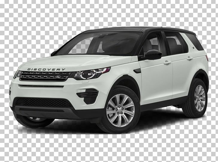 2018 Land Rover Discovery Sport HSE SUV Car Turbocharger PNG.