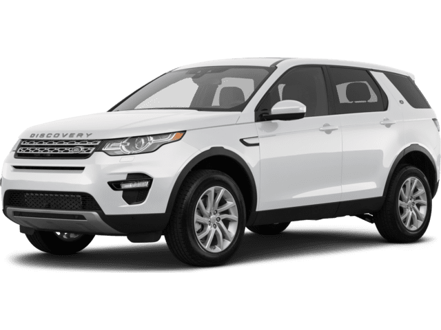 Land Rover Discovery Sport Reviews & Ratings.