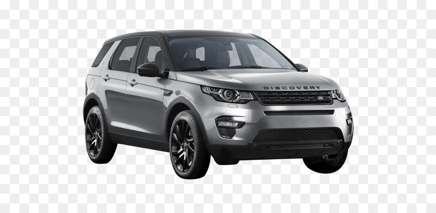 2015 Land Rover Discovery Sport Car png download.