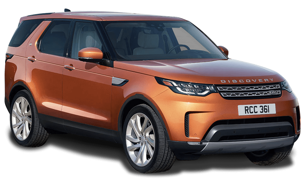 2017 Land Rover Discovery vs. 2017 Land Rover Discovery Sport.
