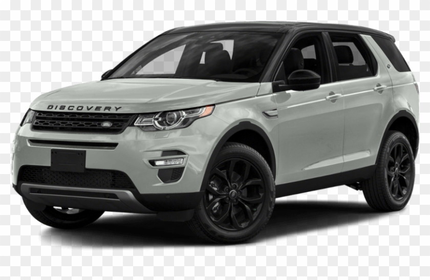 2017 Land Rover Discovery Sport.