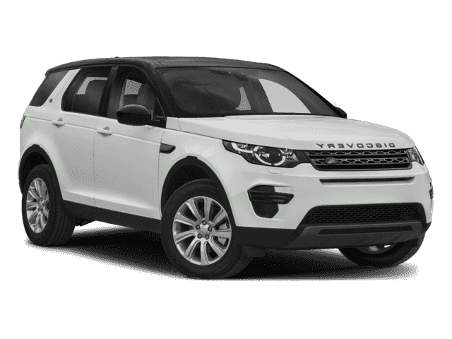 New 2018 Land Rover Discovery Sport HSE Luxury 4D Sport Utility.
