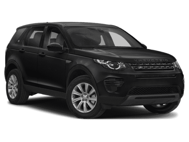 New 2019 Land Rover Discovery Sport HSE With Navigation & 4WD.